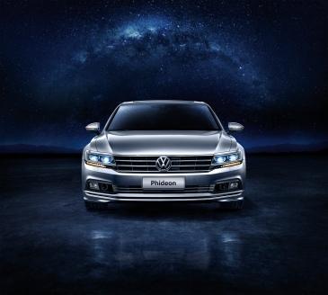 Volkswagen Phideon (Volkswagen of America, Inc.)