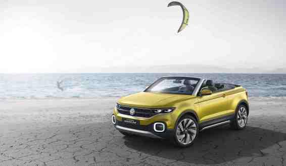 Volkswagen T-Cross Breeze (Volkswagen of America, Inc.)